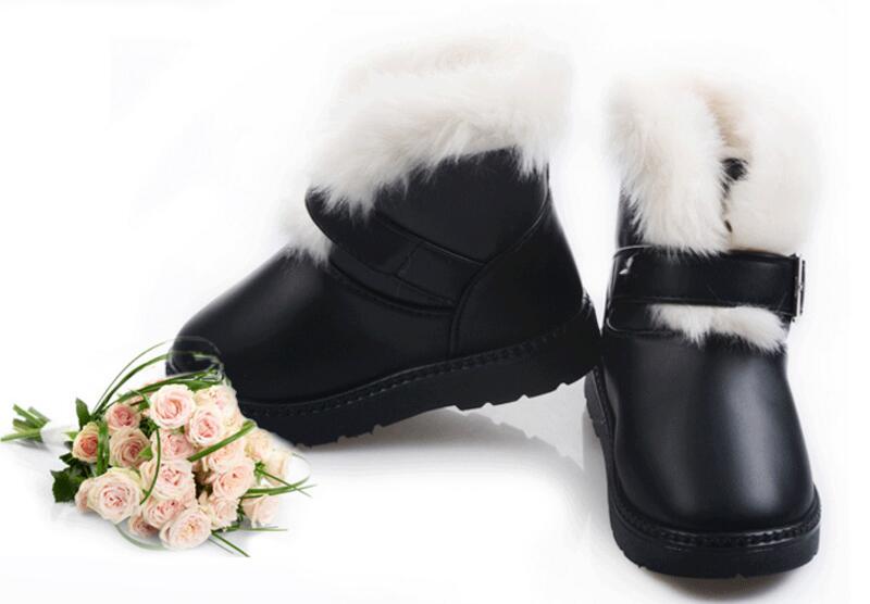 13 girls warm boots