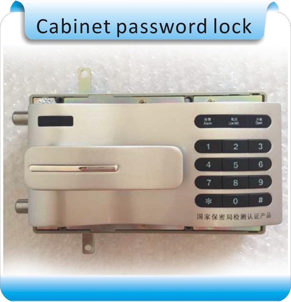 Free shipping DIY metal digital keyboard password lock for spa swimming pool gym electronic cabinet lock lockers lock free shipping blue back light crystal keyboard password