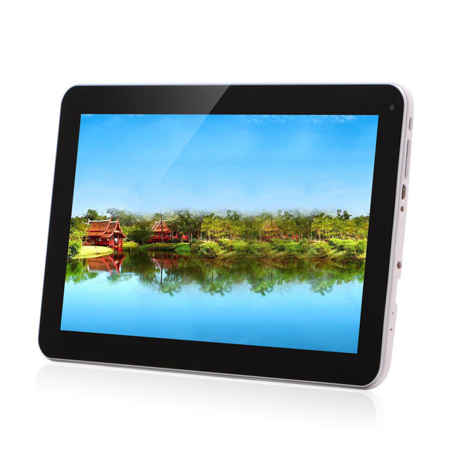 New iRULU eXpro X1Plus 10.1 » Android 5.1 Tablet Quad Core 1G/8G Tablet PC Dual Cam Bluetooth WiFi Google Play w/Keyboard Case