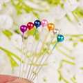 Hair Styling Tools 480pcs/Roll Sale Mixed color Hair Pins Making Lace Front Human Hair Wigs Foundation