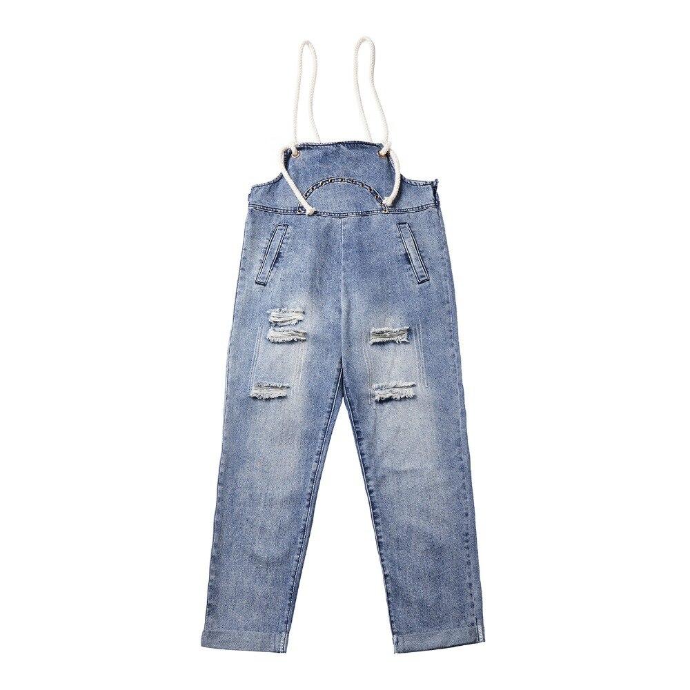Skinny Pantalon Taille Lâche Up Jean Push Slim Haute Jeans Bib Grande Neuf Dtynz 1 Maigre Femme fI7CWwq