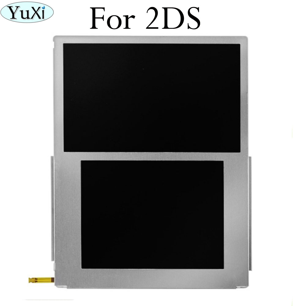 YuXi For Nintendo for 2DS TOP and Bottom LCD Screen NewYuXi For Nintendo for 2DS TOP and Bottom LCD Screen New