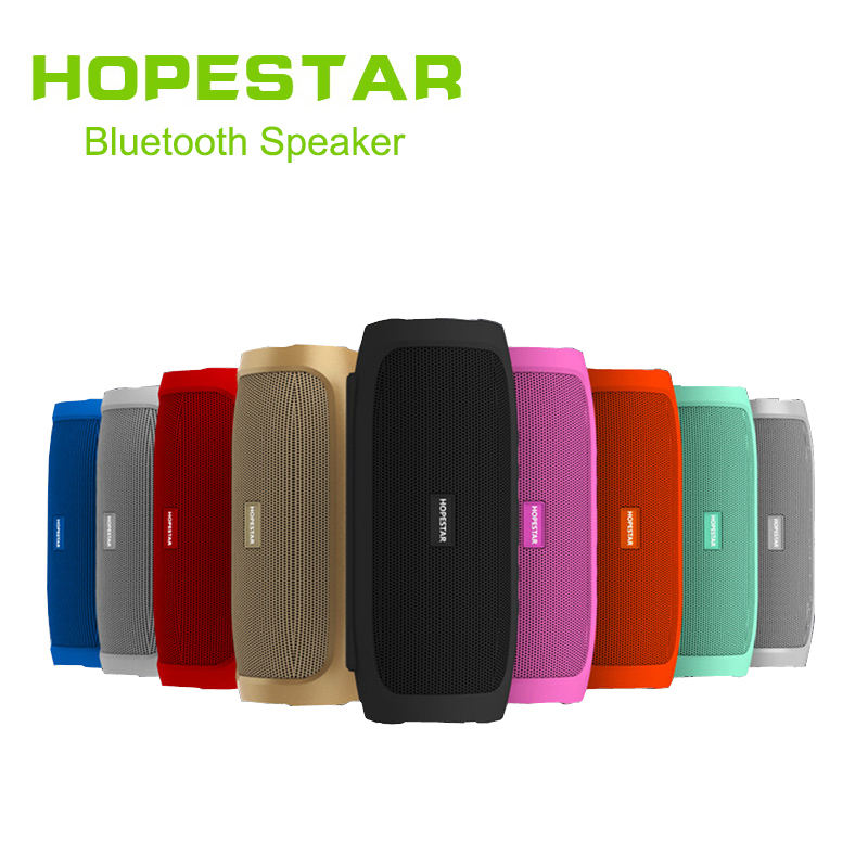 HOPESTAR H14 Charge3 Bluetooth Speaker Outdoor Wireless Portable Subwoofer Bass Sound PowerBank Loudspeaker for smartphone ch m18 subwoofer 15w big power wireless bluetooth speaker portable cool graffiti hip hop style adjustable bass outdoor music pla