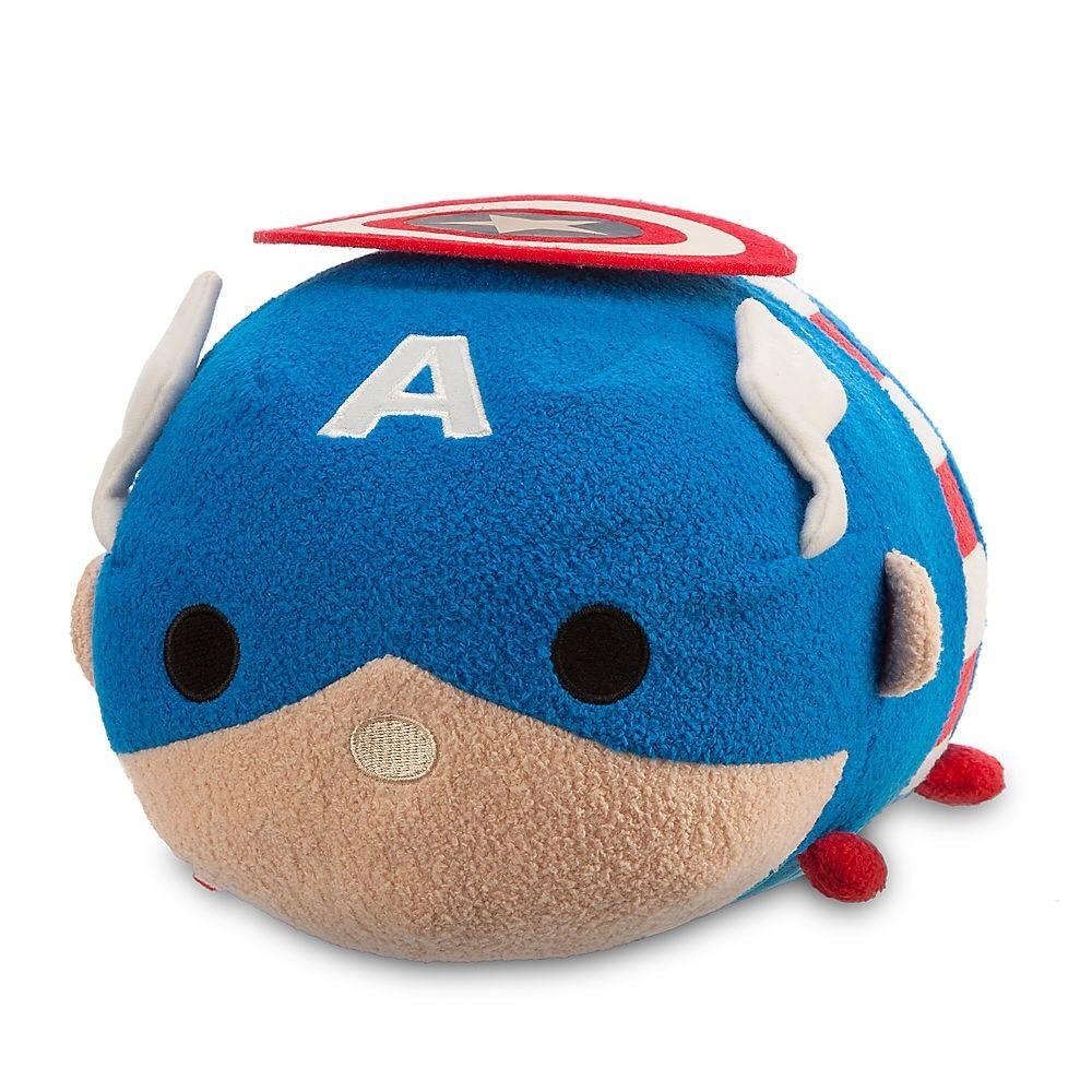 NEW Authentic Marvel Captain America Medium 11