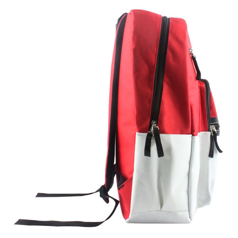 Anime-Pokemon-Pikachu-Poke-Ball-School-Shoulder-Bag-Children-Plush-Backpack-Free-Shipping-BB0119 (4)