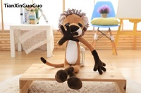 large 80cm lovely jungle lion soft plush toy throw pillow birthday gift h0816
