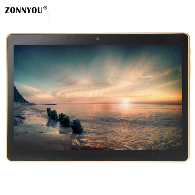 10.1 inch Tablet PC 3G Call Octa core 1.5GHz 4GB Ram 32GB Rom Android6.0 Wi-Fi Bluetooth Resolution:1280*800 IPS TableT pc sanei a78 7 ips octa core android 4 2 2 tablet pc w 2gb ram 16gb rom 3g wi fi white