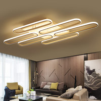 Rectangle New Arrival LED Ceiling Lights For Living Room Bedroom Iluminacion AC85 265V Surface Mounted Ceiling