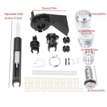 Bonnet Release Lock Repair Kit Latch Catch For Ford For Focus MK2 2004-2012 1355231 Door Lock Repairing Tool Kits Set 1