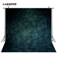 Laeacco Grunge Gradient Texture Dark Portrait Baby Photography Backgrounds Vinyl Custom Camera Photo Backdrops For Photo Studio