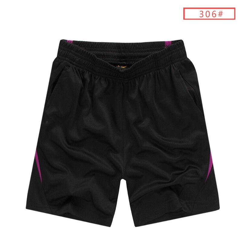 Хит, летние мужские спортивные быстросохнущие шорты для бега, фитнеса, тренировок, пробежек, баскетбола, футбола размера плюс M-5XL - Цвет: as picture