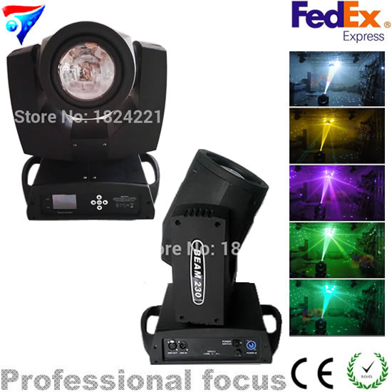 Free shipping Beam 230 7r sharpy moving head light stage light beam 7r moving head beam 230w