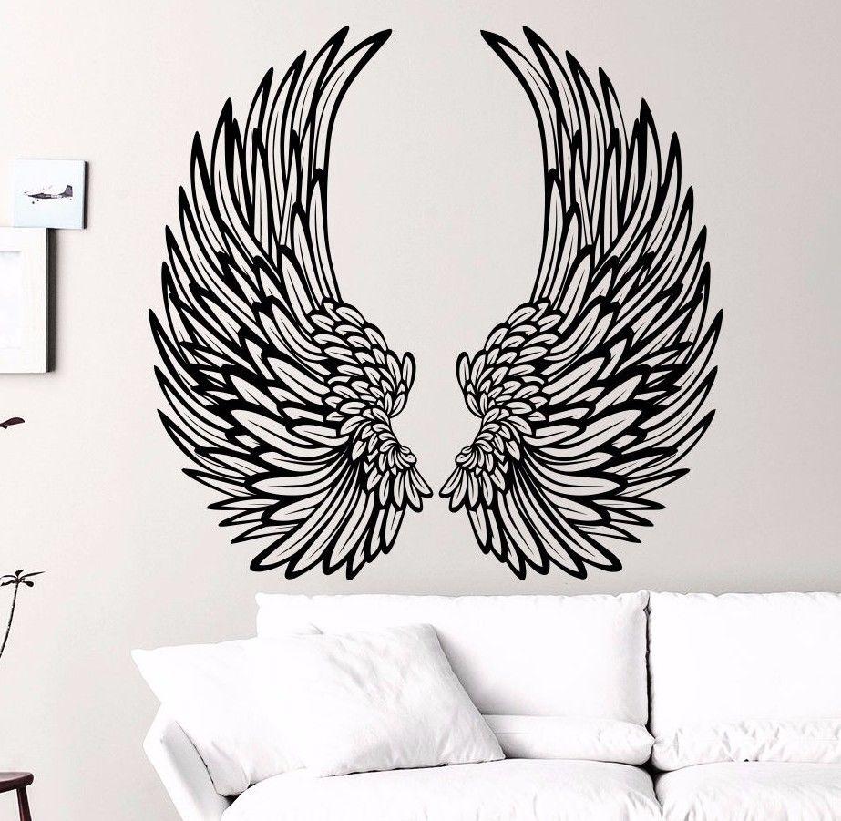 Angel Wings Wall Art popular angel wings wall-buy cheap angel wings wall lots from