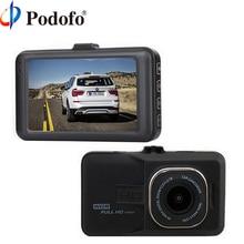 Podofo Оригинал Новатэк 96223 Видеорегистраторы для автомобилей Камера Full HD 1080p видео Регистраторы 3,0 дюймов Dashcam FH06 регистратор g-сенсор регистраторы