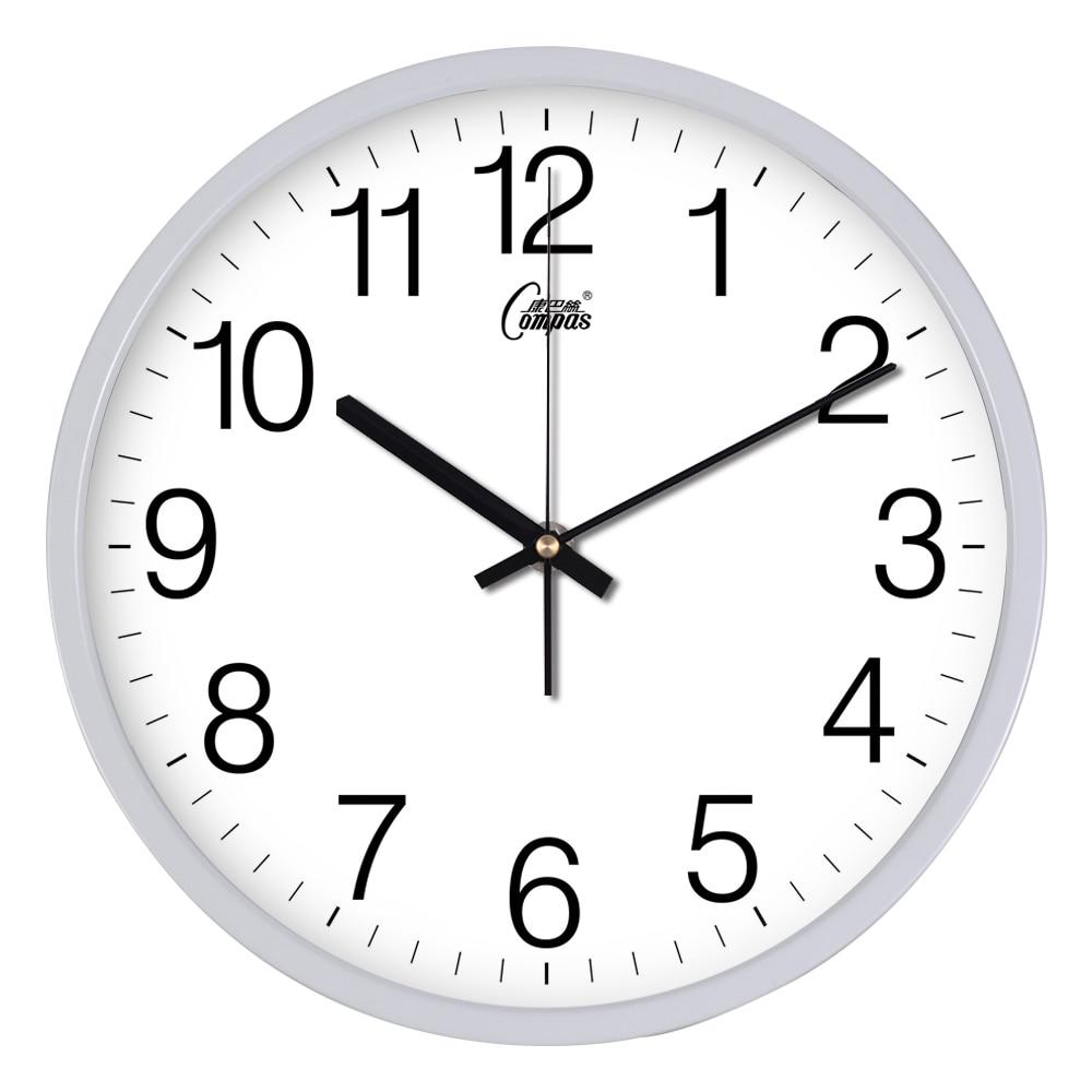 Online shop compas 12 inches quartz clock creative fashion ultra online shop compas 12 inches quartz clock creative fashion ultra quiet living room wall clock watch wall clock hanging sheet metal aliexpress mobile amipublicfo Choice Image
