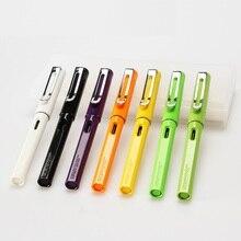 9 цветов Корпус 0,5 мм Iraurita перьевая ручка Студенческая ручка для подписи канцелярские принадлежности офисные школьные принадлежности caneta tinteiro F640
