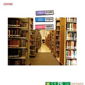 Image 2 - Epc gen2 אנטי מתכת ספריית rfid תגי מדף ספר ניהול uhf rfid תגים עבור ספריית מחסן מחסן מלאי