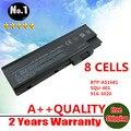 8 células bateria para Acer aspire 4000 4100 4020 4500 4UR18650F-2-QC140