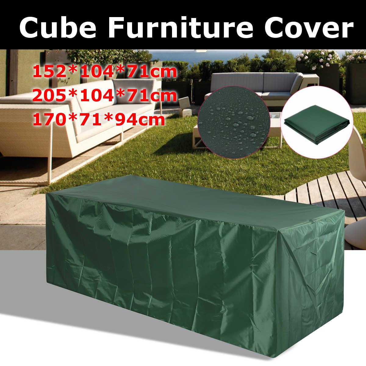Waterproof Outdoor Garden Furniture Cover Sun Rain Protector Sofa Protection Set Patio Snow Dustproof Covers