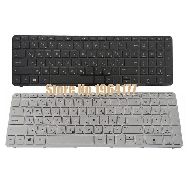 Russian Laptop Keyboard For HP 250 G2 G3 255 G2 G3 256 G2 G3 15-E 15-N 15T 15E 15N 15N017AX 15-F 15E029TX E066TX RU NEW