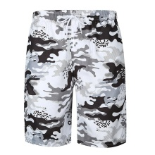 Camouflage Pants Beach Shorts Mens Casual Short Men Loose Summer