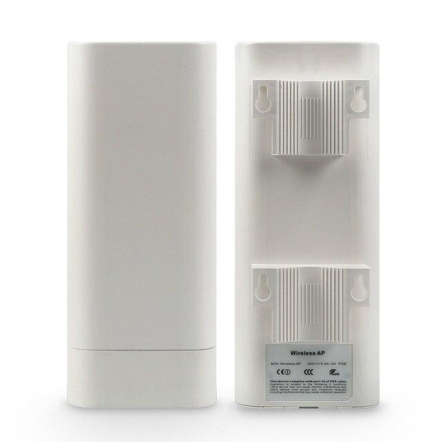 5.8G 300 Mbps Wireless חיצוני CPE 3Km WiFi משדר 500 mW גבוהה כוח אלחוטי גשר/אלחוטי חיצוני CPE 500 PCS