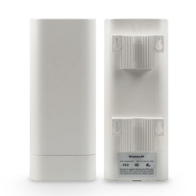 5.8G 300Mbps Wireless Outdoor CPE 3Km WiFi Transmitter 500mW high power Wireless Bridge/wireless outdoor CPE 500PCS