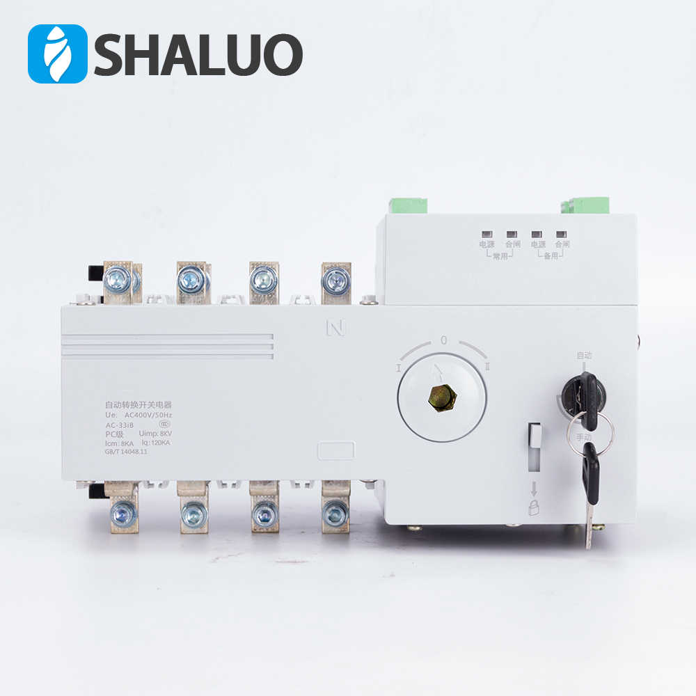 Automatic Transfer Switch 400V 4P/100A Isolation Type Dual Power ...