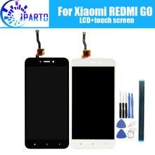 Dành Cho Xiaomi Redmi Đi Màn Hình Hiển Thị LCD + Tặng Bộ Số Hóa Cảm Ứng 100% Mới Thử Nghiệm Màn Hình LCD Màn Hình + Cảm Ứng Dành Cho Xiaomi redmi Đi + Dụng Cụ