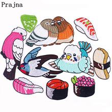 Prajna Cartoon Animal Patch Embroidered Patches For Clothing