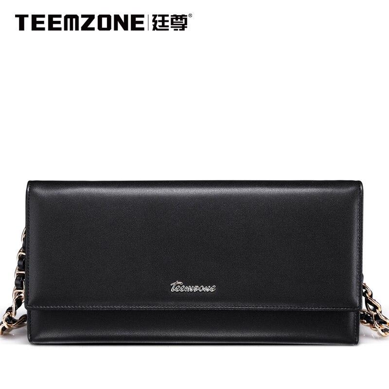 baa61802e85f ⑦Brand Teemzone Women Wallet Leather Handbag Messenger Bag Women s ...