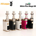 Pico mega tc kit eleaf istick 80 w pico mega box mod com 4 ml Melo III 3 Atomizador Mega Vaporizador Mod iStick Pico e sigara