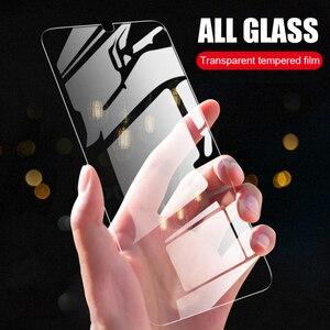 Image 5 - 3 шт закаленное стекло для huawei P smart для защиты экрана для huawei P smart 2017 5,65 дюймов Защитная стеклянная пленка 9 H