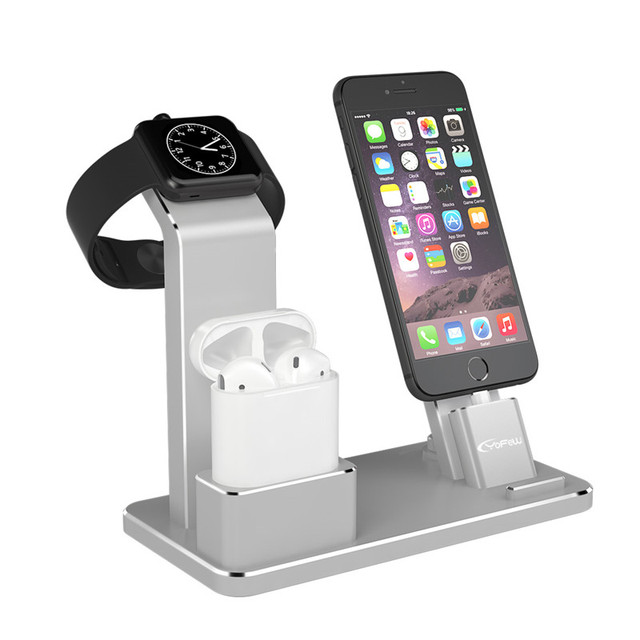 Iphone  And Iwatch Dock