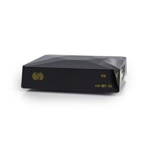 Image 3 - S V6 DVB S2 קולט דיגיטלי לווין מקלט HD תמיכה Xtream נובה 2USB אינטרנט טלוויזיה 3G מודם ביס מפתח DLNA DVB S2 כמו v6s