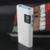 Dcae nueva generación 12000 mah inteligente de identificación triple puerto usb universal de la energía bank para iphone 6 s xiao mi mi pad