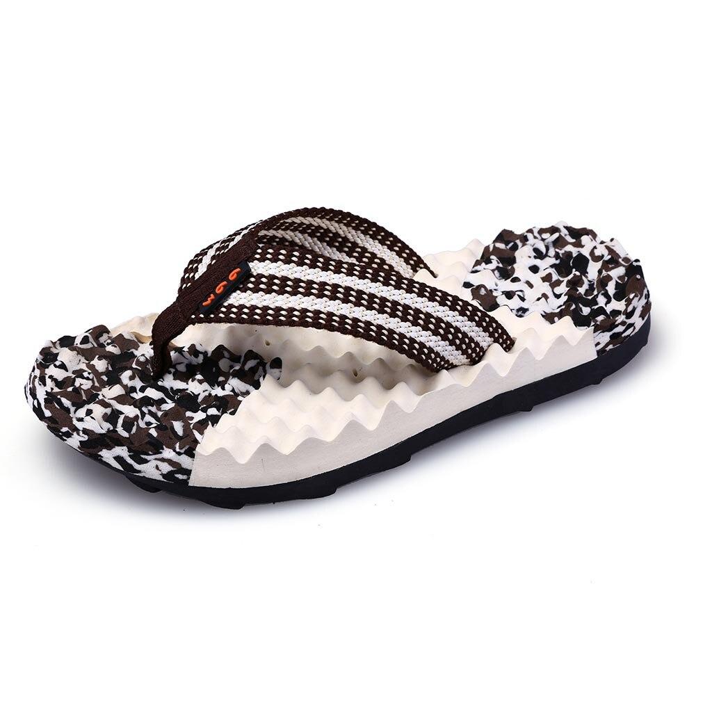 3098f8f2cad04 Comfort Sandals Summer Men Camouflage Flip Flops Shoes Sandals Open Toe  Slipper indoor & outdoor Flip flops 39 45 Male Shoes O31-in Flip Flops from  Shoes on ...