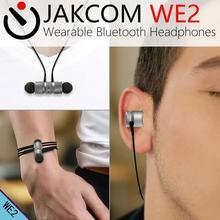JAKCOM WE2 Wearable Inteligente Fone de Ouvido venda Quente em Acessórios como banda 2 brilho relógio Inteligente xaomi