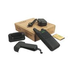 WLN KD C1 UHF 400 470 MHz MINI Handheld Two Way Ham Radio Communicator HF Transceiver
