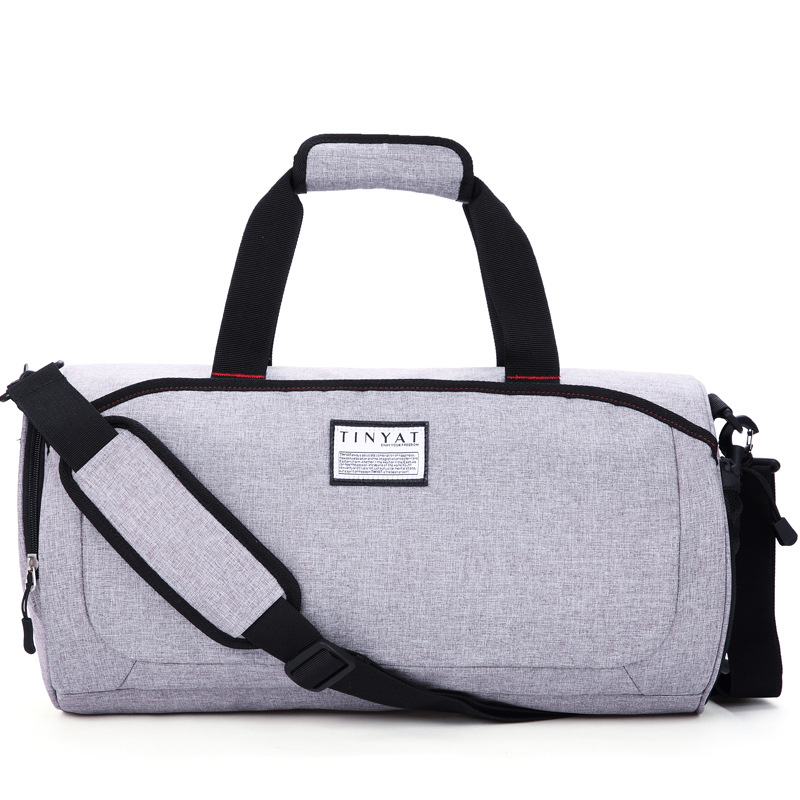 Hot Sale Waterproof Terylene Men Women Gym Bag Crossbody Tote Fitness Bag For Shoes Storage Gymnastic Travel Daypack ...