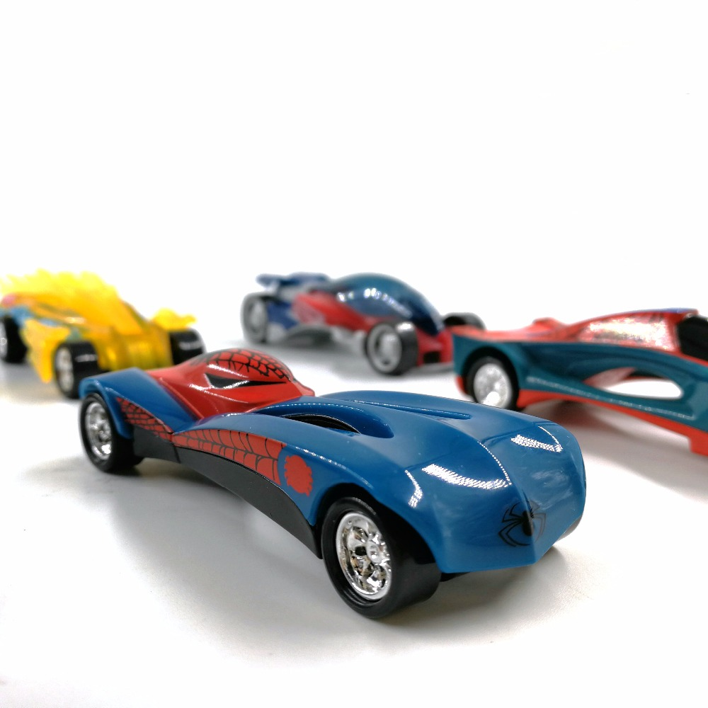 Detail Feedback Questions About 164 Car Spider Man Collection Diecast Toys Metal Model Birthday Gift For Kids Boy On Aliexpress
