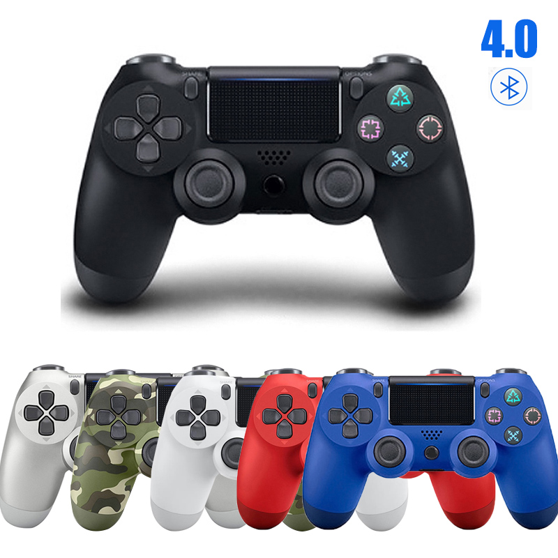 4.0 Bluetooth Controller Gamepad For PS4/PS3 Wireless Joystick For Sony Playstation 4 Game Joypad For Dualshock4 /PC Windows4.0 Bluetooth Controller Gamepad For PS4/PS3 Wireless Joystick For Sony Playstation 4 Game Joypad For Dualshock4 /PC Windows