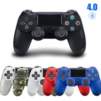 4.0 Bluetooth Controller Gamepad For PS4/PS3 Wireless Joystick For Sony Playstation 4 Game Joypad For Dualshock4 /PC Windows