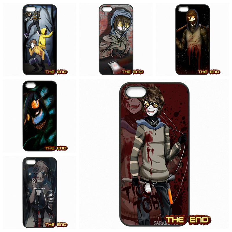 Cool Creepypasta Ticci Toby Mobile Phone Cases Covers For Samsung Galaxy 2015 2016 J1 J2 J3 J5