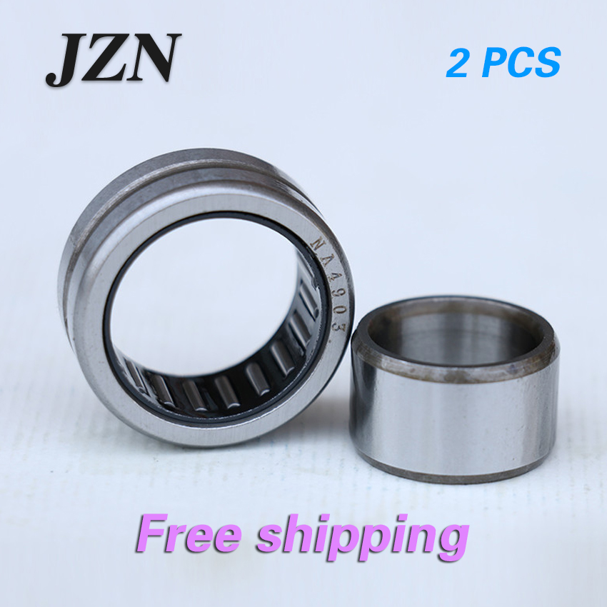 Free shipping! NA4917 85*120*35MM With inner ring needle roller bearings цена