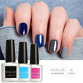 FOCALLURE Nail Gel Polish Soak Off UV Colorful Nail Colors Art Gel Nail Polish Long-lasting Gel