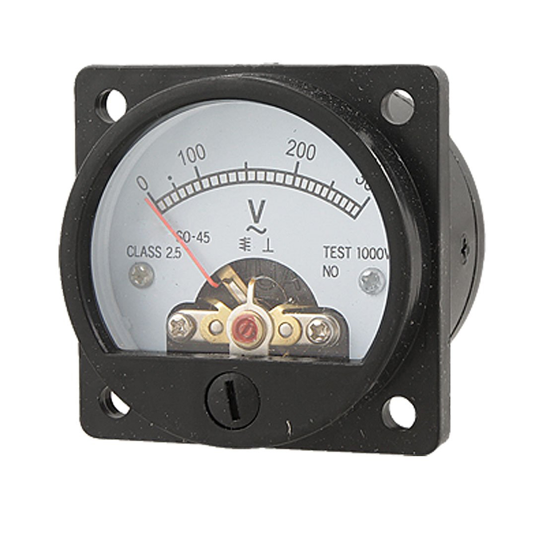 Multimeter Dial Symbols : Thgs hot sale black ac v round analog dial panel