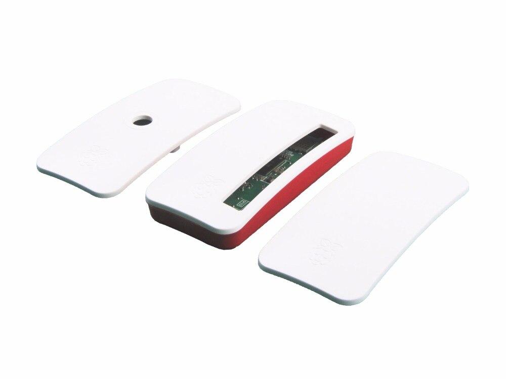 Raspberry Pi Official Case For Raspberry Pi Zero / Raspberry Pi Zero W Red And White Two Color