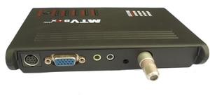 Image 4 - Digital MTV LCD Box Computer To VGA S Video Analog TV Program Receiver Tuner LCD Monitor PAL NTSC For DVD/PDP/PS2,Dropshipping