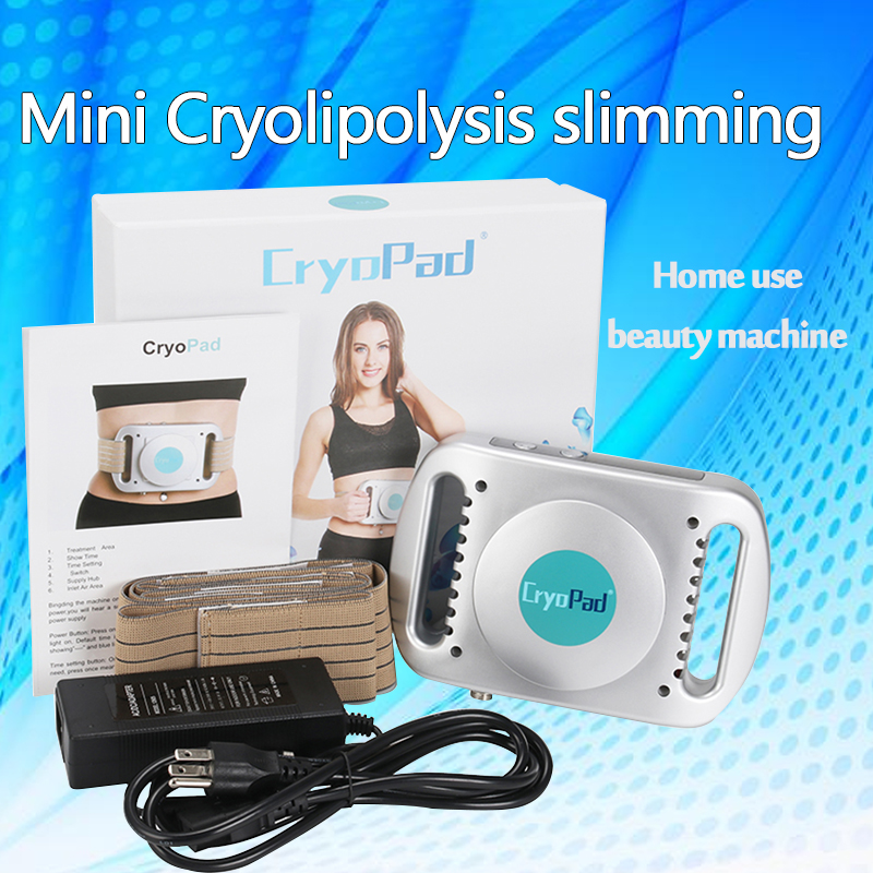 Model Body Slimming Reduce Fat Machine For  Weight Loss Lipo Anti Cellulite Dissolve Fat Cold Therapy Removal